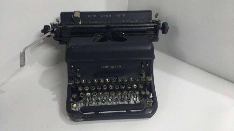 Maquina escribir antigua remington - año 1930 - perfectas
