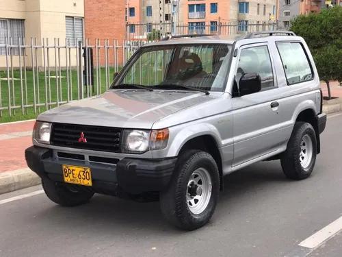 Mitsubishi montero har top l4 2.400 3p a.a