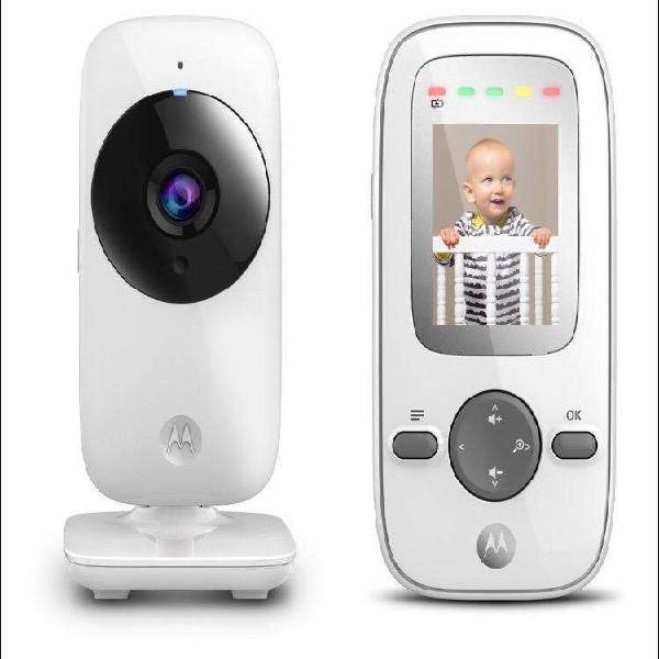 Monitor para bebe, camara y audio