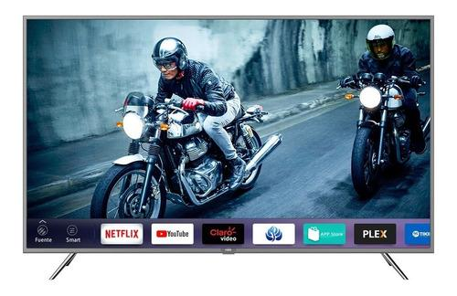 Televisor kalley 55 smart tv 4k uhd.
