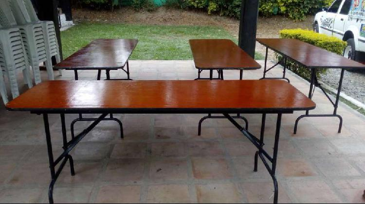 Vendo mesa o meson plegable para eventos