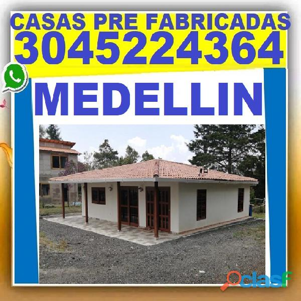 ⭐ CASAS PREFABRICADAS, Medellin, Bello, Itagui, Envigado, Apartado, Rionegro, Turbo, Caucasia, Todo