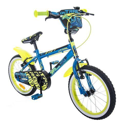 Bicicleta on trail speed demond niño rin 20