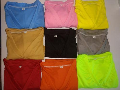 Camisas de color para sublimacion