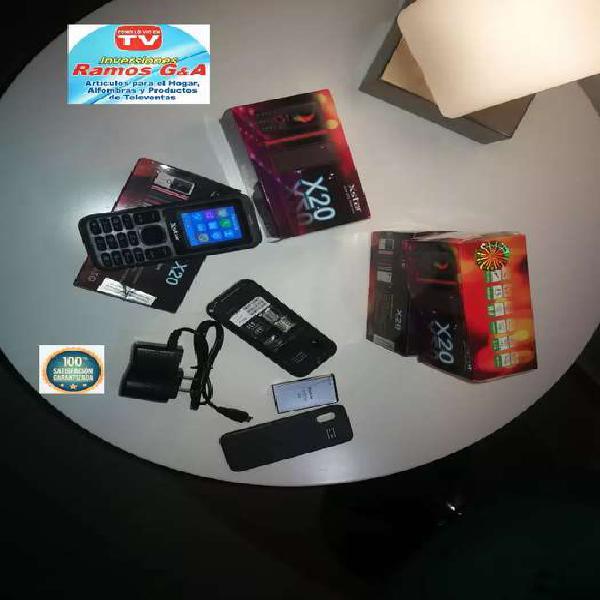Teléfono móvil promoción doble sim