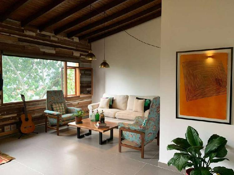 Vendo apartamento en el poblado sector castropol