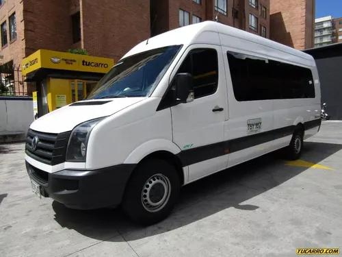 Autobuses microbuses volkswagen crafter 35