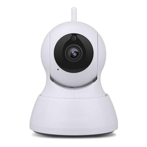Cámara ip wifi robótica hd 720p vigilancia inalámbrica
