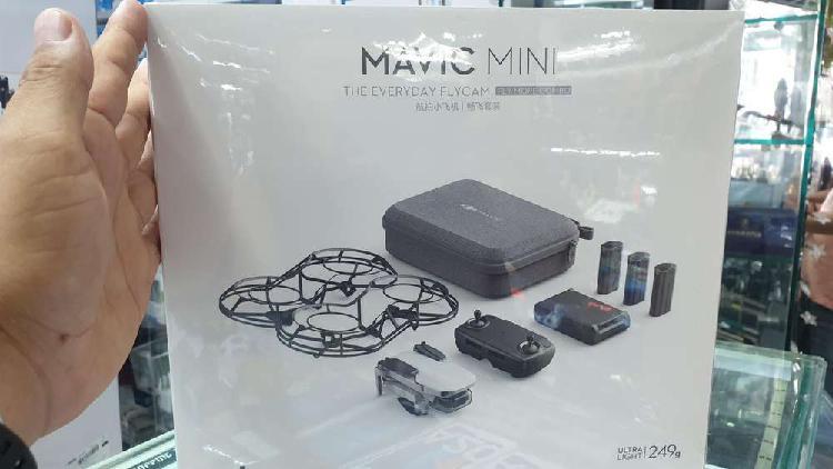 Dji mavic mini combo nuevos entrega inmediata drone