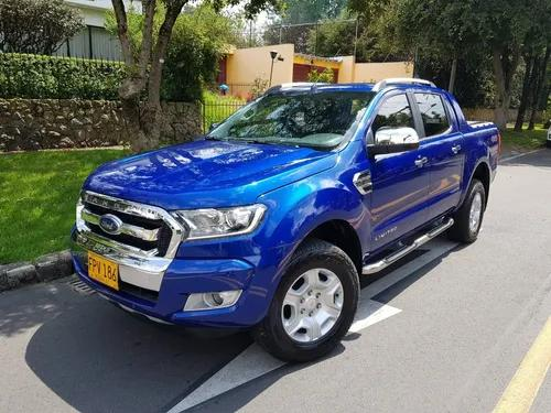 Ford ranger limited dc diesel automatica 4x4 full