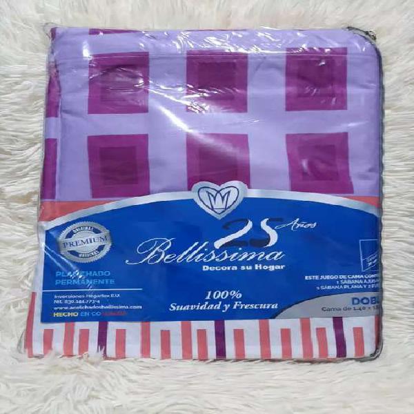 Juegos de sábanas , edredón y toallas