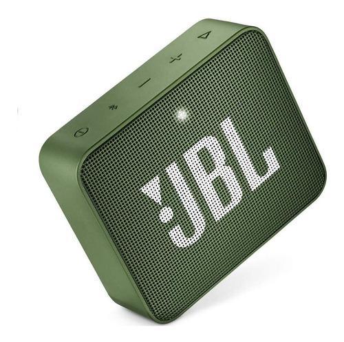Parlante portatil jbl go 2 resistente agua bluetooth
