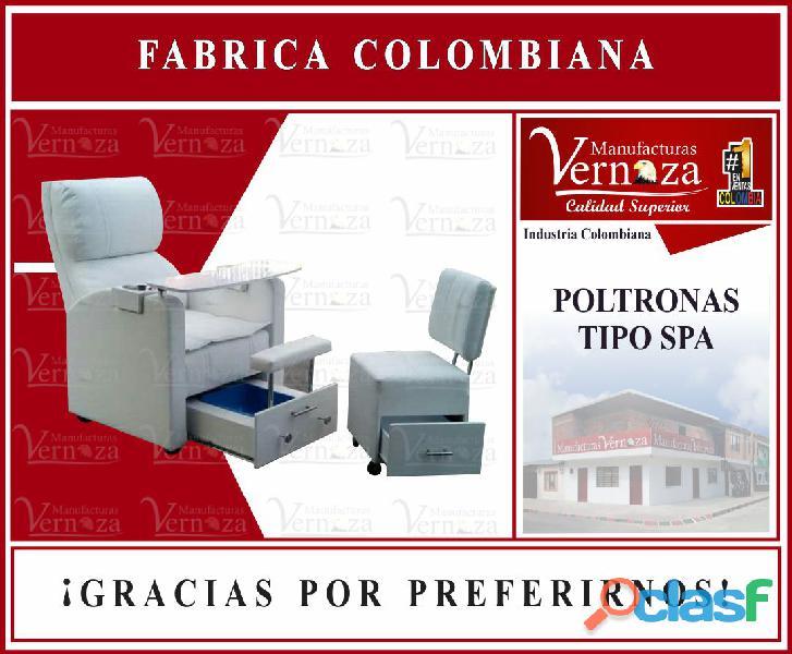 5 moderna poltrona spa y hogar en de peluqueria.