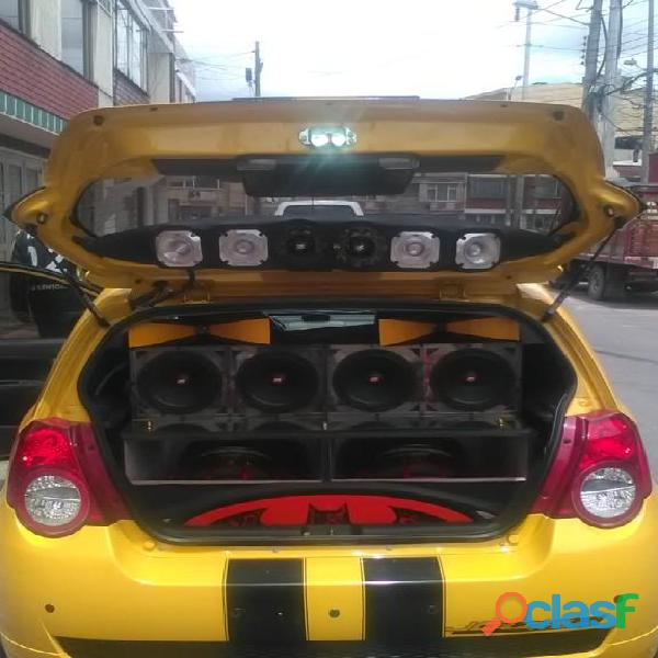 Vendo carro aveo gti transformes