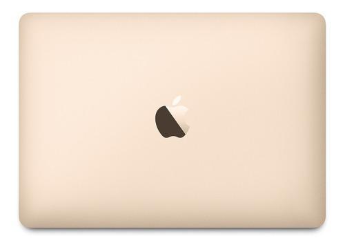 Apple macbook nuevo y sellado intel m3 ssd256 8gb 12 pulgada