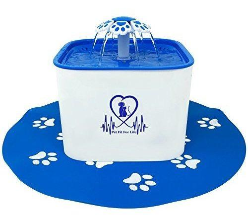 Pet fit for life dispensador de fuente de agua plus bonus ca