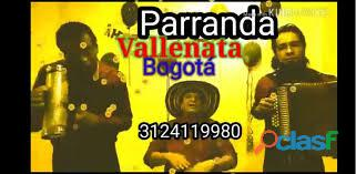 2720778 Grupo Vallenato Para Cumpleaños Localidad Chapinero 3124119980 Serenata vallenata Chapinero