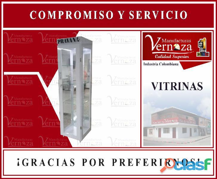 Vp.8 vitrina exhibidora y tocadores tipo espejo, de camerino o peluqiria.