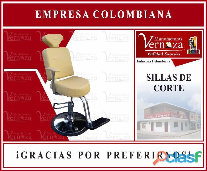 BL.7 SILLAS PARA BARBERIA, DE PELUQUERIA Y SILLA DE PEDY.