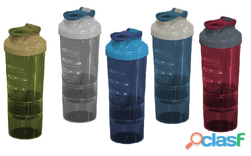 VASOS SHAKER GYM PLASTICOS REUTILIZABLES FABRICAMOS