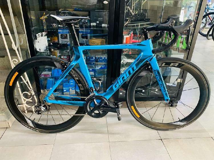 Carbono giant propel advanced ultegra rines ruta talla 52