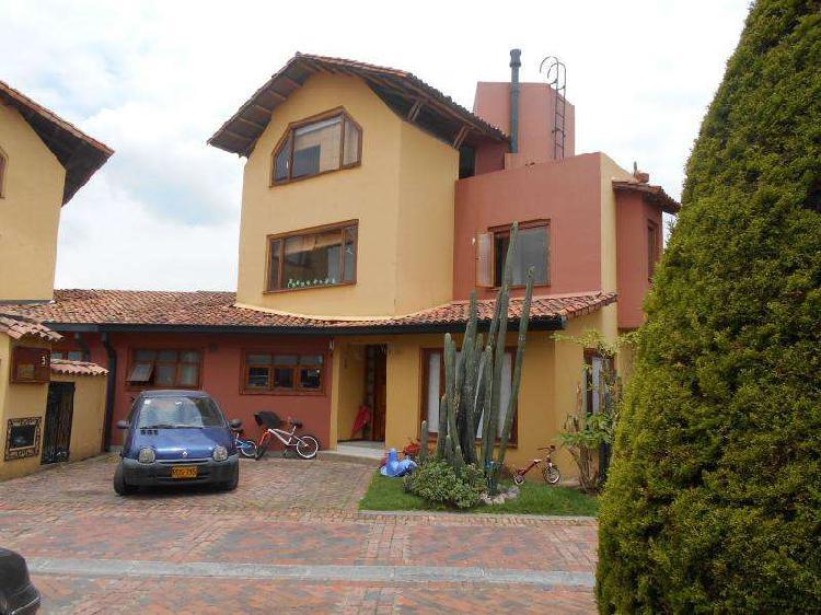 Casa En Arriendo/venta En Chia Calle 7 No2A_21 Conjunto