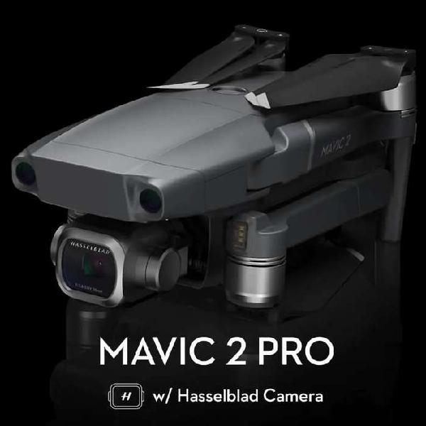 Drone dji mavic 2 pro sencillo