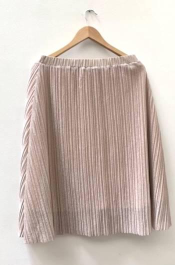 Falda mido palo rosa MNG