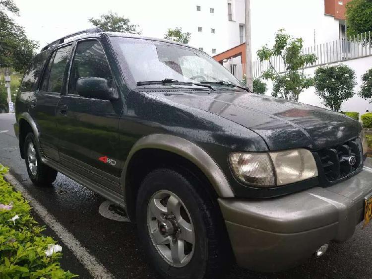 Kia 4x4 recibo vehiculo parte de pago