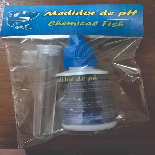 MEDIDOR DE PH COLORIMETRICO