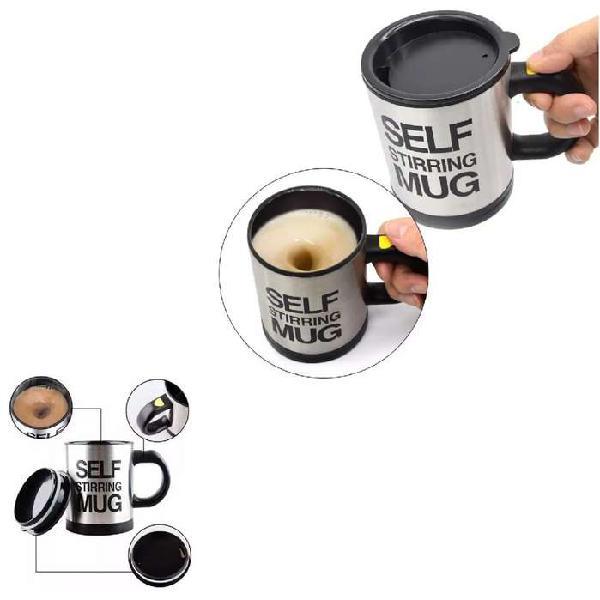 Mug vaso pocillo mezclador electrico para cafe