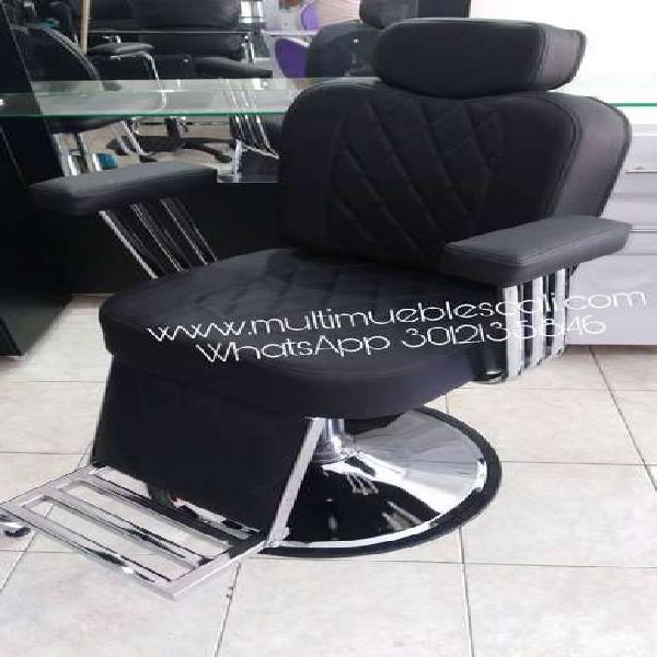 Sillas para barberia