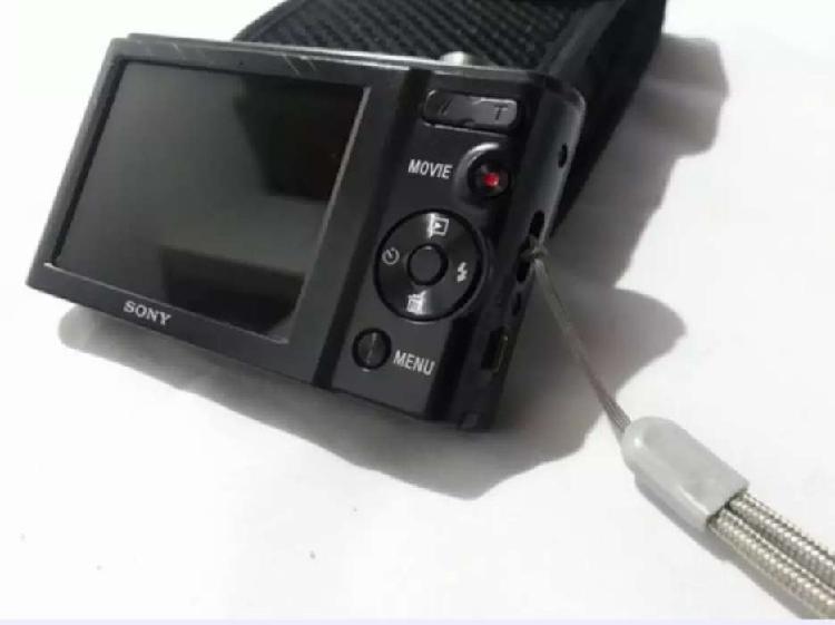 Sony cybershot dscw800 201 mp camara de fotos digital color.