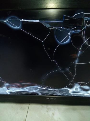 Televisor sony kdl32m3000 pantalla rota