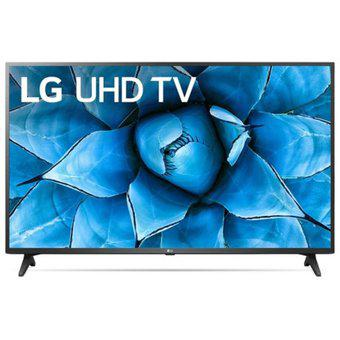 Tv LG 50 pulgadas 126 cm 50UN7300 LED 4K Smart TV negro