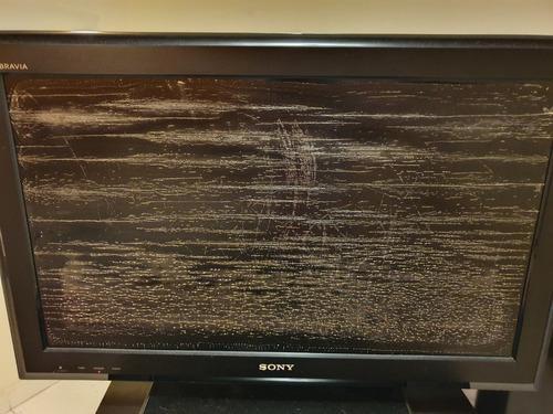 Tv lcd sony bravia 32 pulgadas para reparar o repuestos