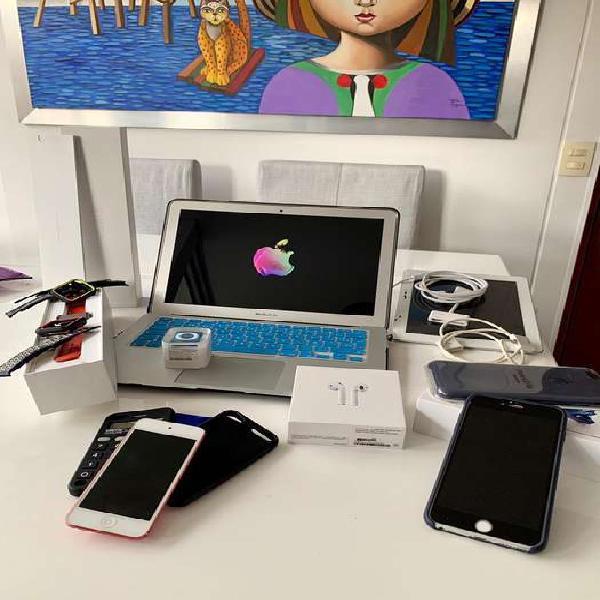 Vendo apple – iphone 6s plus – ipad –– ipod shuffle
