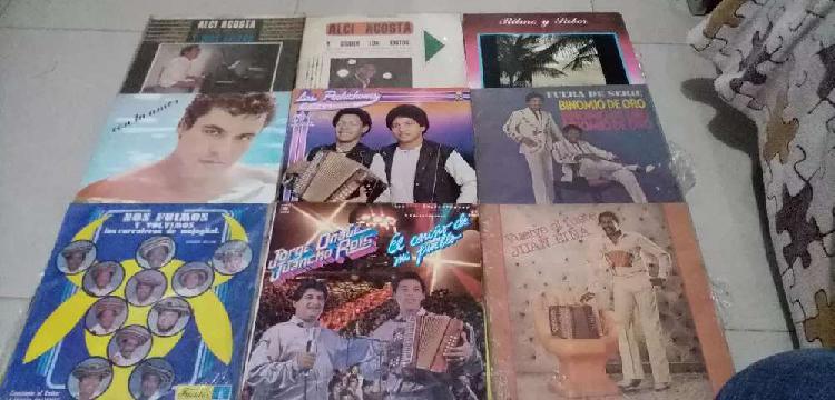 Vendo discos en buen estado