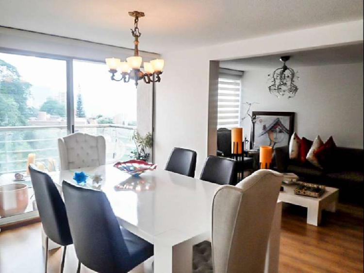 Apartamento en venta el poblado los balsos. cod pr 9223