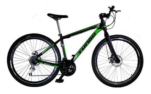 Bicicleta mtb peniel c50 27.5 green