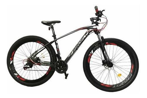Bicicleta profit denver rin 29 hidráulico aluminio 24 vel.