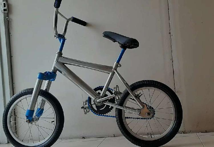 Bicicleta cross niño