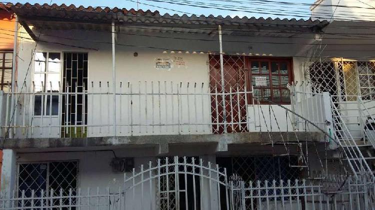 Casa con dos apartamentos
