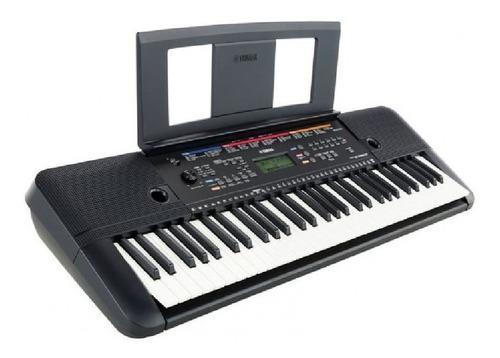 Combo organeta yamaha psr-e 263 base+ forro+ pedal expomusic