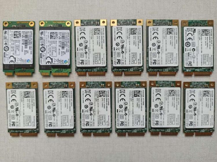 Disco duro 128 gb ssd msata