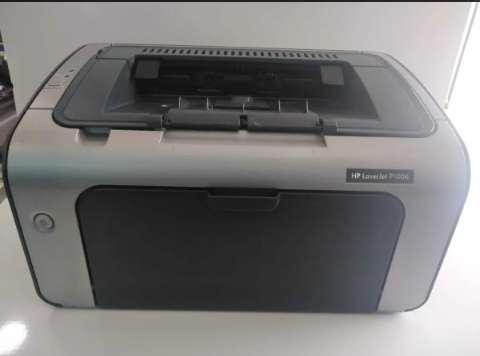 Impresora hp p1006 laserjet
