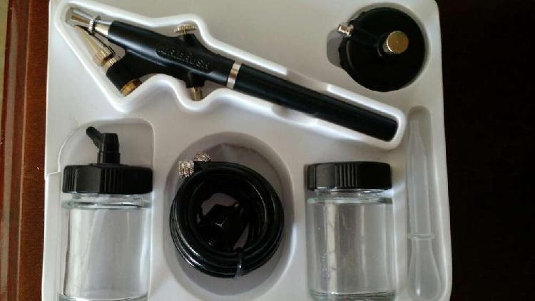 Kit de aerógrafo brush para manualidades
