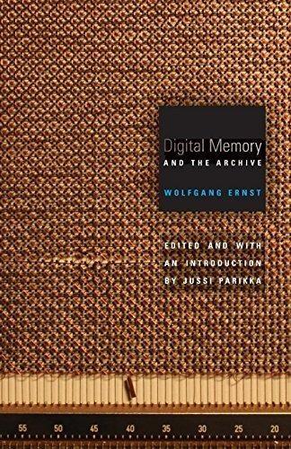La memoria digital y el archivo (mediaciones electrónicas)