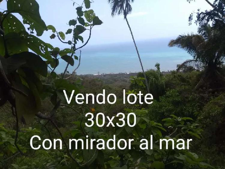 Lotes en venta sona en el mar caribe entre santa marta y
