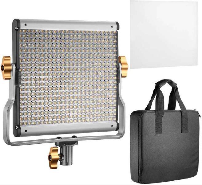 Neewer kit fotografico profesional luz led iluminación de